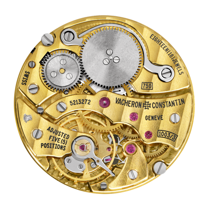 Vacheron Constantin Movement 1003
