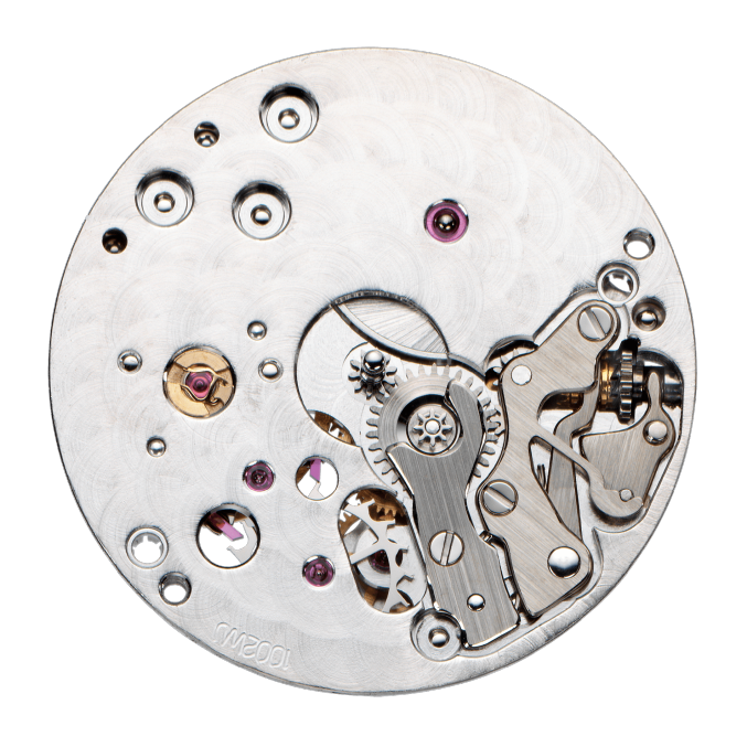 Vacheron Constantin Movement 1055