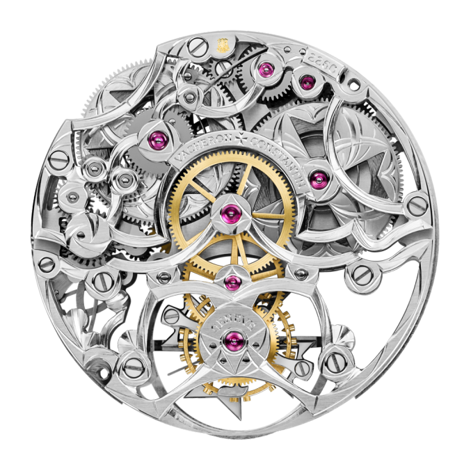 Vacheron Constantin Movement 2260 SQ