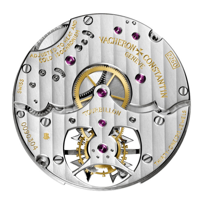Vacheron Constantin Movement 2460