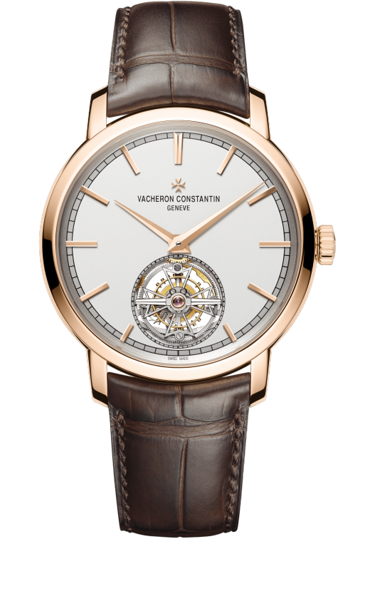 Traditionnelle tourbillon : 6000T/000R-B346