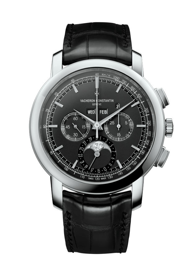 Traditionnelle perpetual calendar chronograph