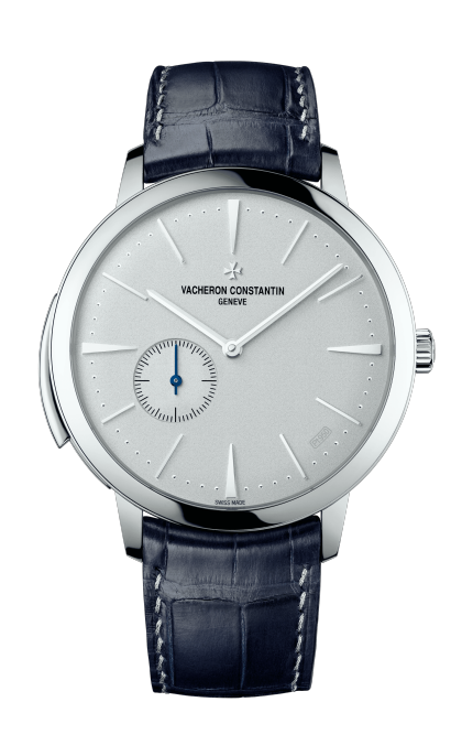 Patrimony minute repeater ultra-thin - Collection Excellence Platine