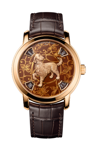 Métiers d'Art The legend of the Chinese zodiac - 狗年