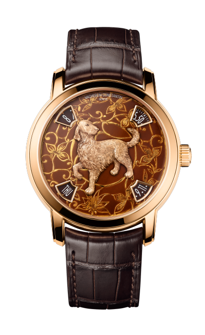 Métiers d'Art The legend of the Chinese zodiac - Year of the dog