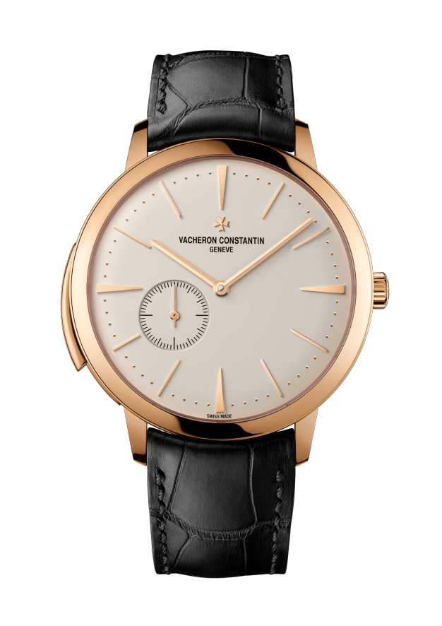Patrimony minute repeater ultra-thin