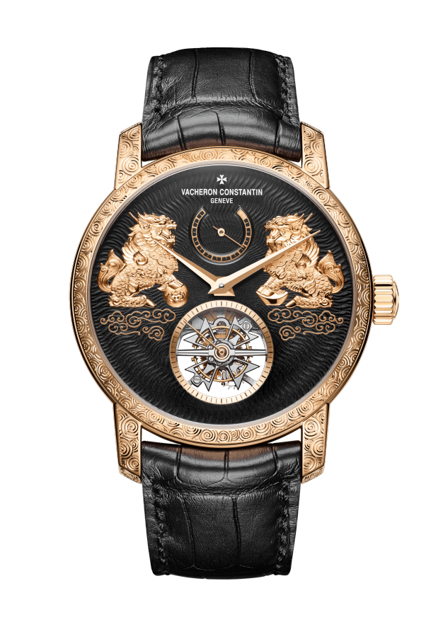 Traditionnelle tourbillon
