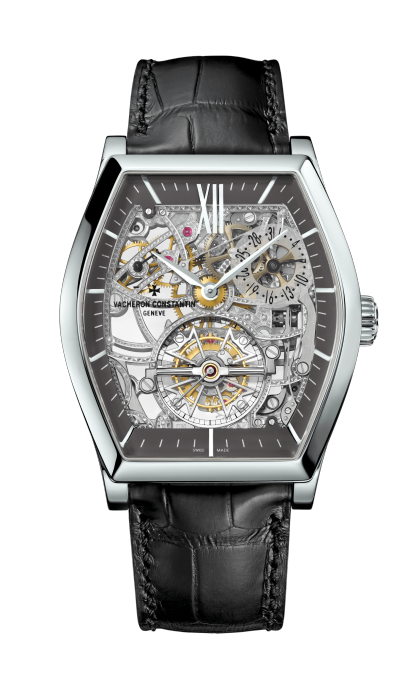 Malte tourbillon skeleton