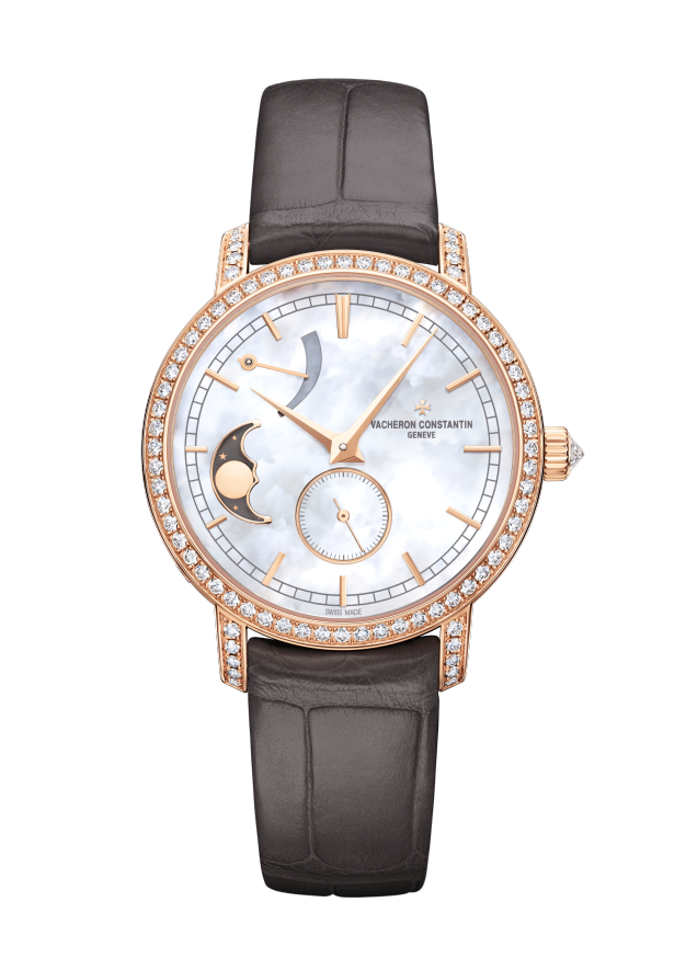 Traditionnelle moon phase