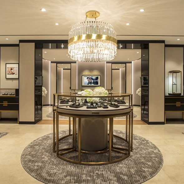 Vacheron Constantin - Fiftysix - MAKE AN APPOINTMENT IN A BOUTIQUE