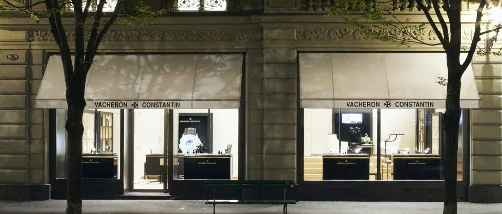 Vacheron Constantin inaugurates a new boutique in Lucerne - Big