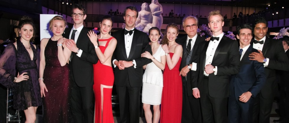 Celebration of New York City Ballet Spring Gala 2015 - Big