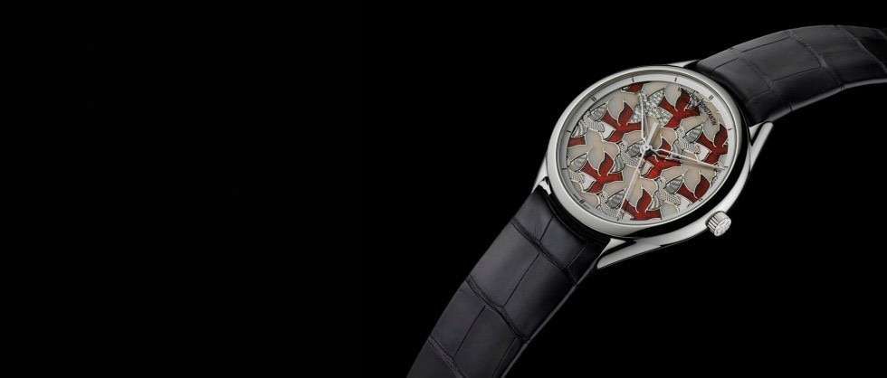 "Vacheron Constantin presents its ""Montre Colombes"", a unique piece in support of the ""Only Watch 2011"" charity auction - Big"