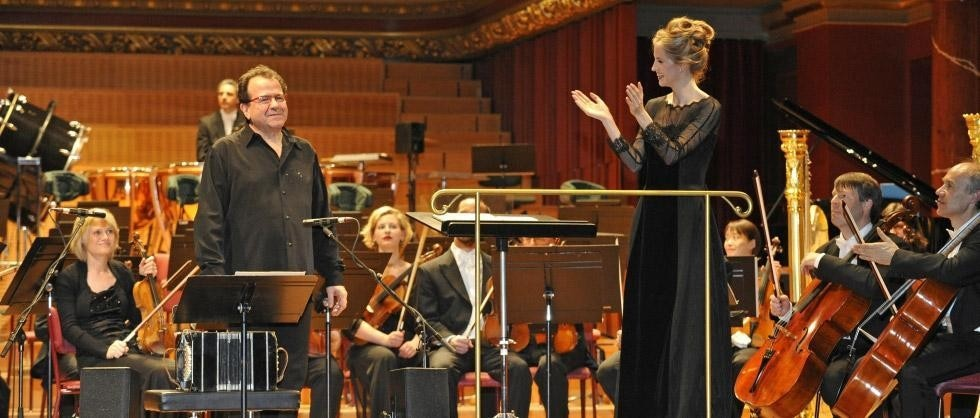 Symphony and elegance at Geneva's Victoria Hall - Big