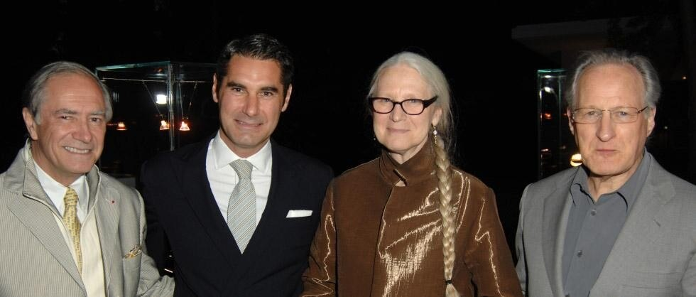 Vacheron Constantin supports the American Friends of the Louvre with a Gala Dinner in Los Angeles - Big