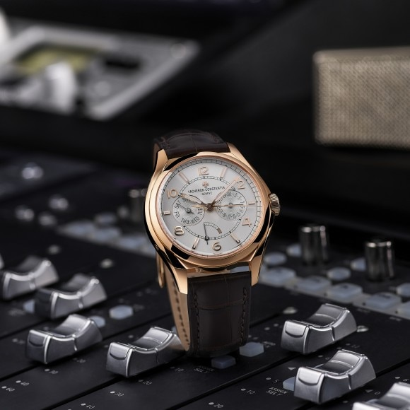 Vacheron Constantin - Vacheron Constantin and Abbey Road studios on the same wavelength