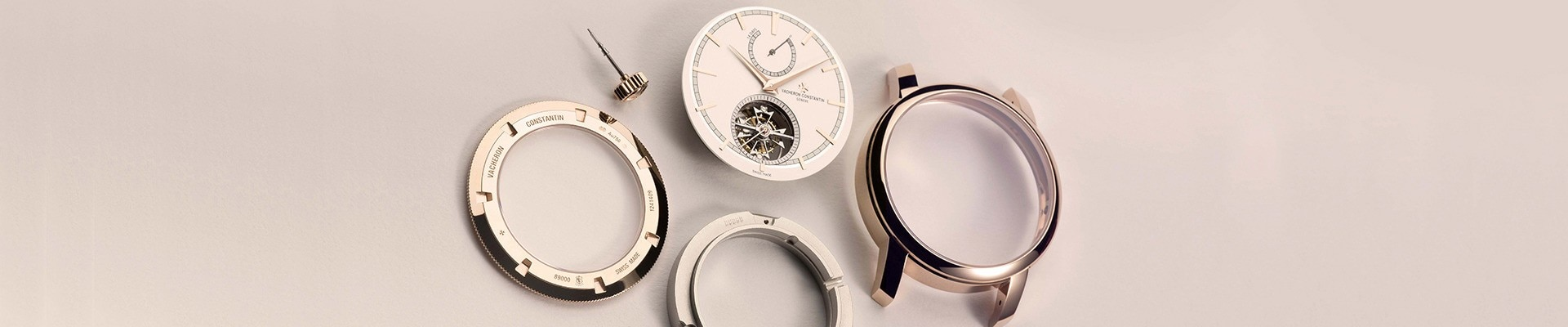 Vacheron Constantin - Centre de services - Header