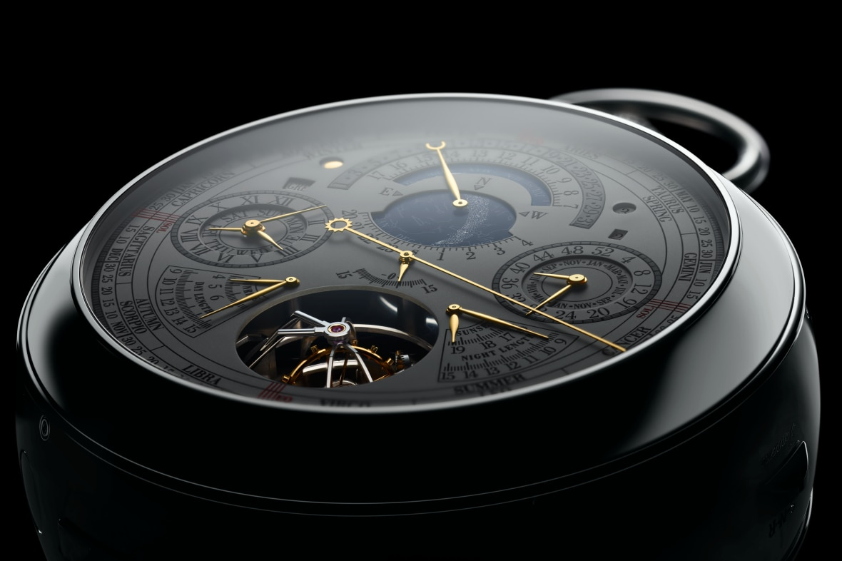 Vacheron Constantin - Les Cabinotiers - Video thumbnail